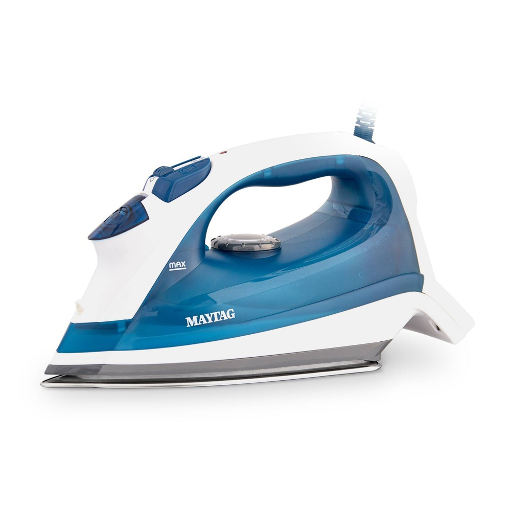 Maytag M200 Compact Iron And Power Steamer Blue