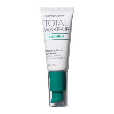 Formula 10.0.6 Total Wake Up Vitamin A Repairing Daily Eye Serum - 0.6 fl oz