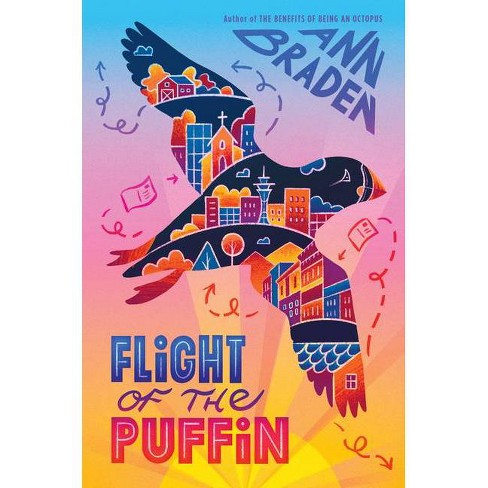 Flight of the Puffin - by  Ann Braden (Hardcover) - image 1 of 1