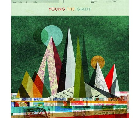 Young the Giant - Young the Giant (CD) - image 1 of 1