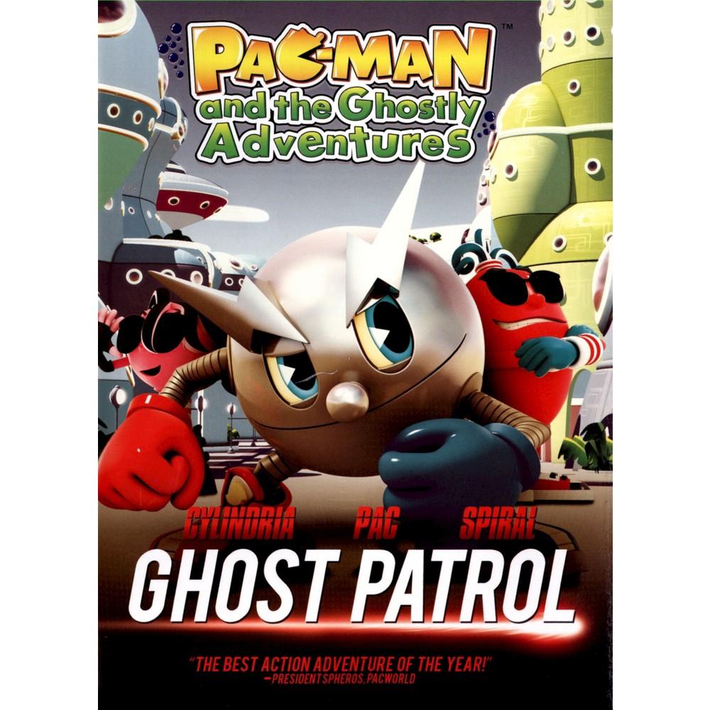 Pac man/Ghostly adventures:Ghost patr (Dvd)