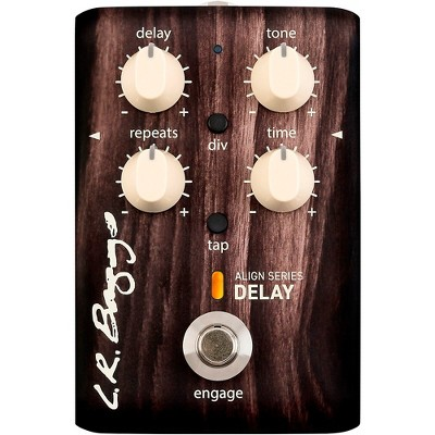 LR Baggs Align Delay Acoustic Effects Pedal