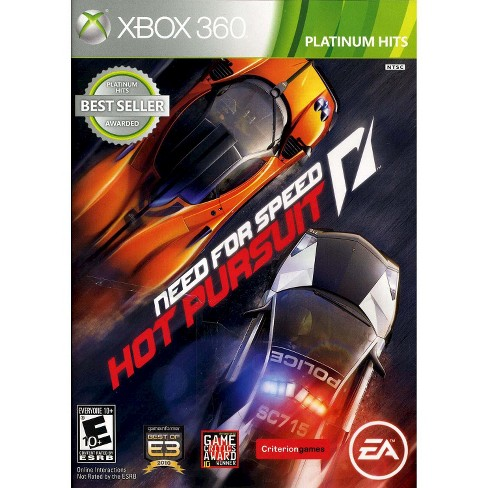 Need for Speed: Hot Pursuit Xbox 360 - image 1 of 1