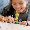 LEGO THE LEGO Movie 2 Good Morning Sparkle Babies! 70847 Lucy and Emmet Building Set 50pc - image 3 of 4