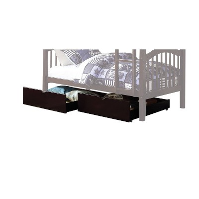 Heartland Kids' Drawers Espresso - Acme Furniture