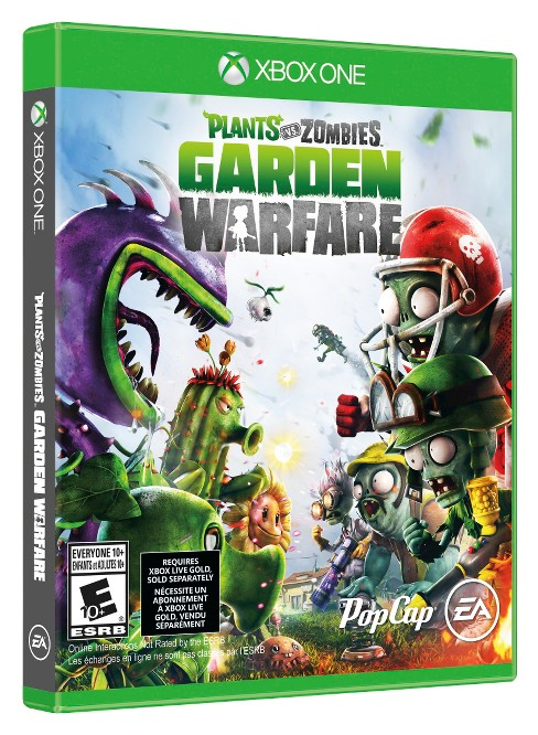 Plants Vs Zombies Garden Warfare Xbox One Target