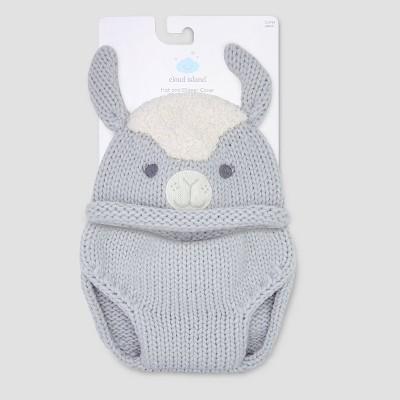 Baby Llama Hat & Diaper Cover Set - Cloud Island™ 0-6M