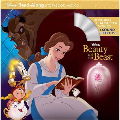 Beauty and the Beast Read-Along Storybook (Paperback)