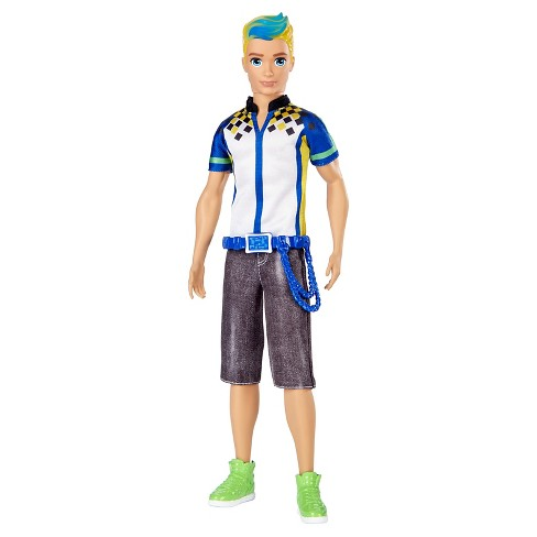 Barbie Video Game Hero Ken Doll - image 1 of 4