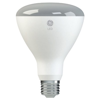 General Electric 4pk 65W BR30 LED Light Bulb White