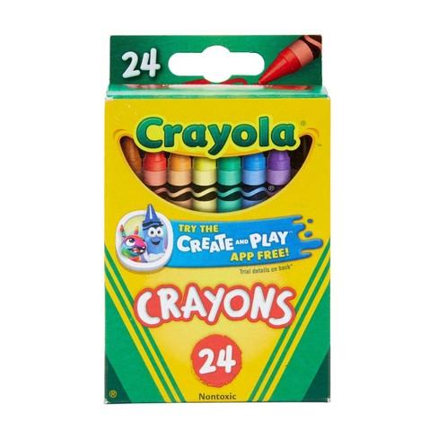 Crayola Crayons 24ct - image 1 of 4