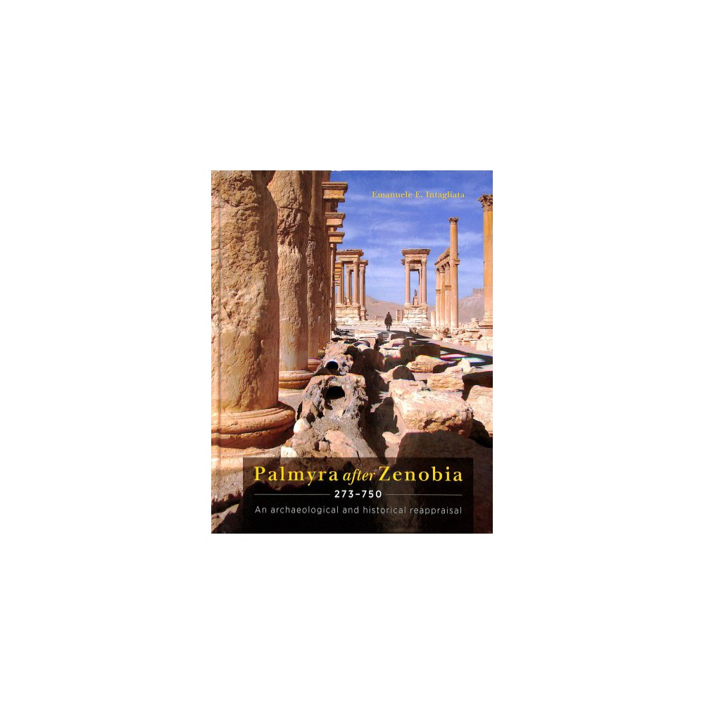 Palmyra After Zenobia 273-750 : An archaeological and historical reappraisal - (Hardcover)