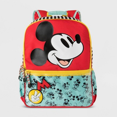 Kids' Disney Mickey Mouse Backpack - Red/Blue - Disney Store