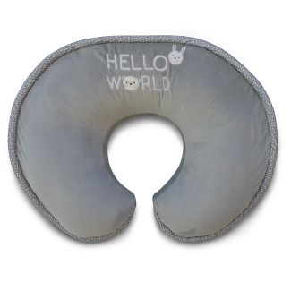 Boppy Nursing Pillow and Positioner - Luxe Hello World