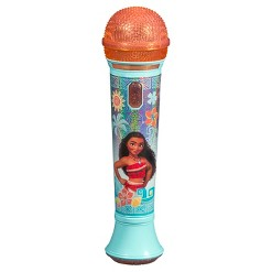 Disney Moana Microphone, toy microphones and karaoke
