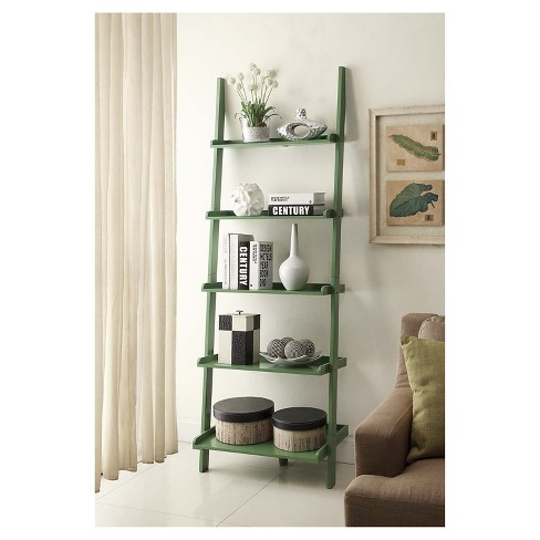 French Country Ladder 72 Bookshelf