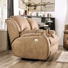 McCollum Upholstered Loveseat with Console Power Recliner - HOMES: Inside + Out - image 3 of 4
