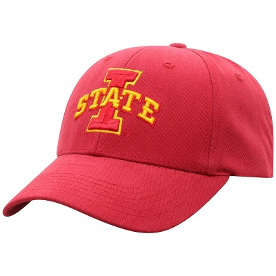 NCAA Iowa State Cyclones Men's Structured Brushed Cotton Hat