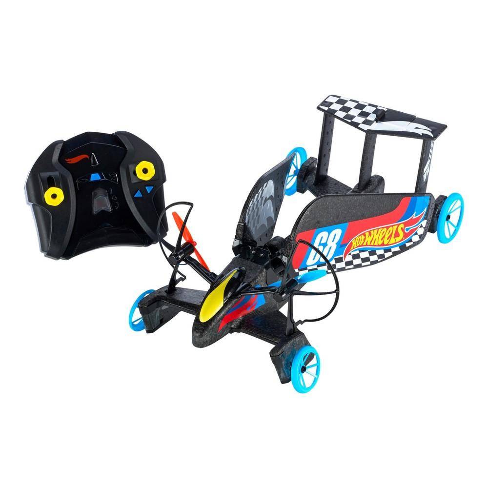 Hot Wheels RC Sky Shock Vehicle - Race Design