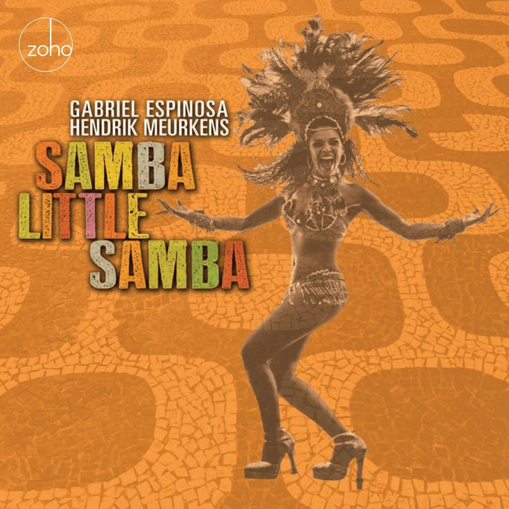 Gabriel Espinosa Samba Little Samba Cd