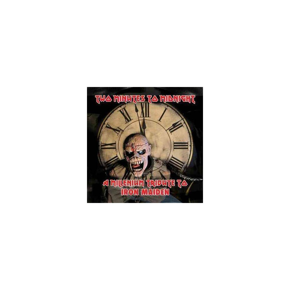 Various Two Minutes To Midnight A Millennium Tribute To Iron Maiden Cd
