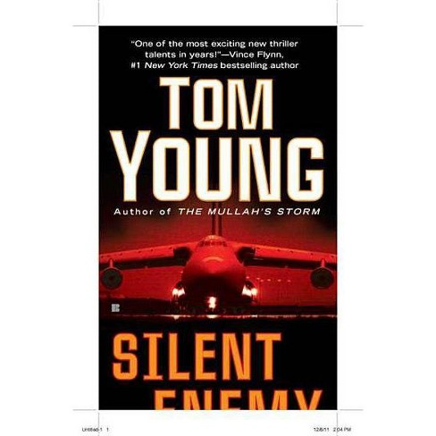 Silent Enemy - (Parson and Gold Novel) by  Tom Young (Paperback) - image 1 of 1