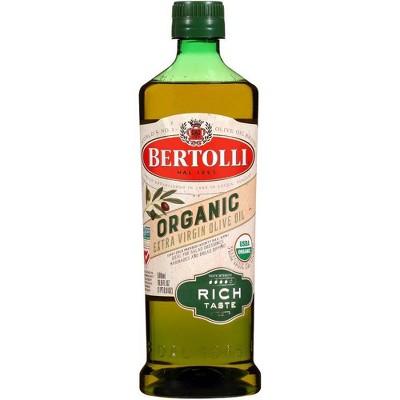 Olive Oil: Bertolli Organic Extra Virgin Olive Oil