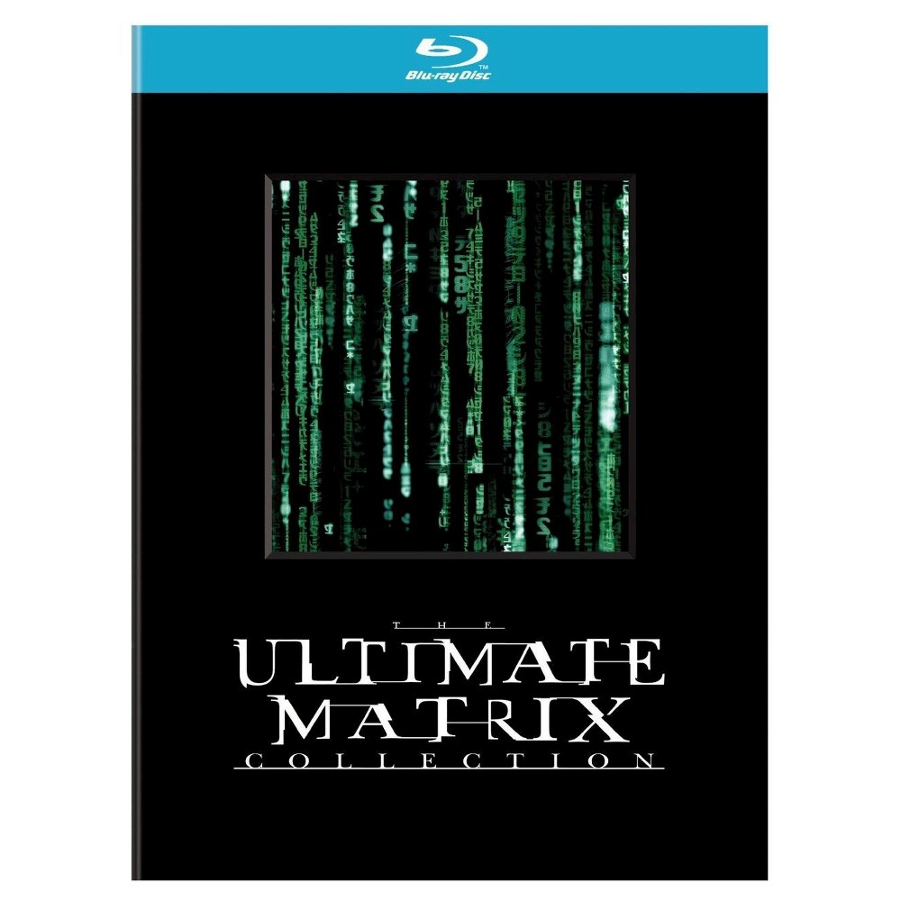 The Ultimate Matrix Collection [7 Discs] (Blu-ray)