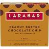 Larabar Peanut Butter Chocolate Chip Fruit And Nut Bar - 5ct - image 2 of 4