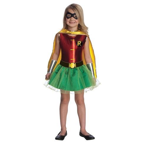 Girls' Robin Tutu Costume - image 1 of 1