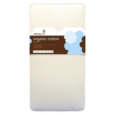 Naturepedic Organic Cotton Crib Mattress