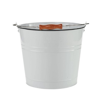 Behrens 2.75gal Cleaning Pail with Wood Handle