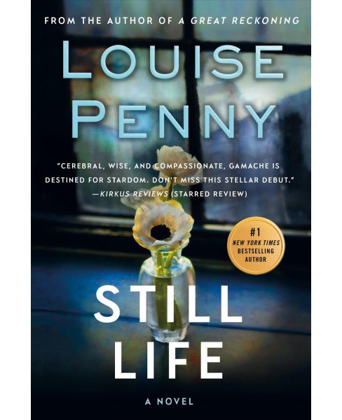 Still Life -  Reprint (Three Pines Mysteries) by Louise Penny (Paperback) - image 1 of 1