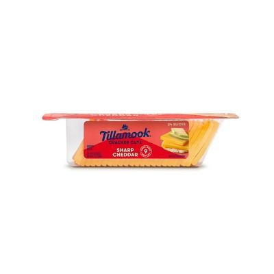 Tillamook Cracker Cuts Sharp Cheddar Cheese - 6.5oz/24ct