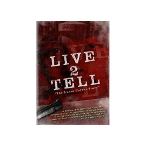 Live 2 Tell: The Lucas Torres Story (DVD) - image 1 of 1