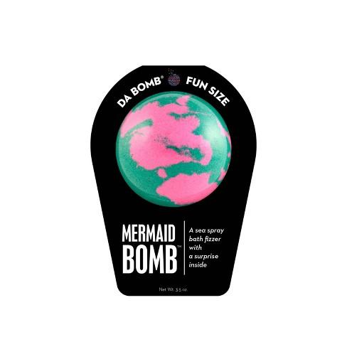 Da Bomb Bath Fizzers Mermaid Bath Soaks - 3.5oz - image 1 of 3