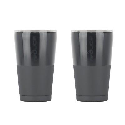 Reduce 12oz 2pk Bar Pint Gray