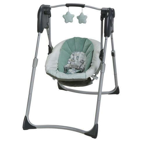 19a0e4e654d Graco® Slim Spaces™ Compact Baby Swing   Target