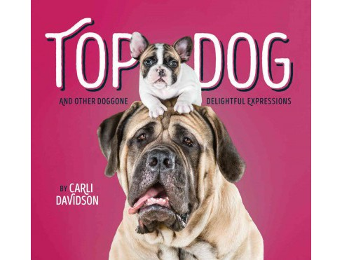 Top Dog : And Other Doggone Delightful Expressions (School And Library) - image 1 of 1