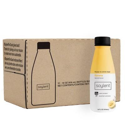Soylent Nutritional Shake - 14 fl oz/12pk