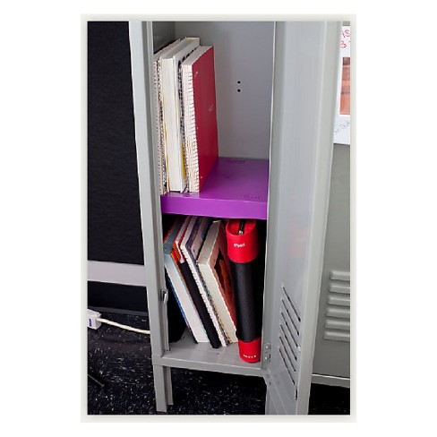 Tremendous Five Star 15 Stackable Locker Shelf Berry Home Interior And Landscaping Ologienasavecom