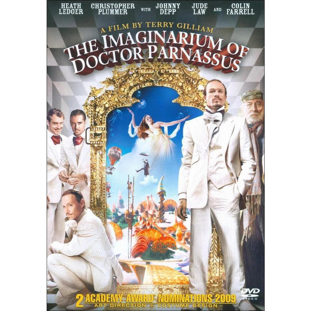 The Imaginarium Of Doctor Parnassus Dvd