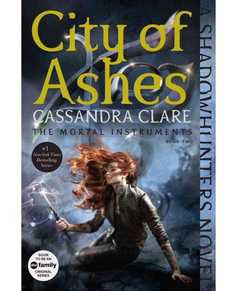 City of Ashes (Reprint) (Paperback) (Cassandra Clare) - image 1 of 1