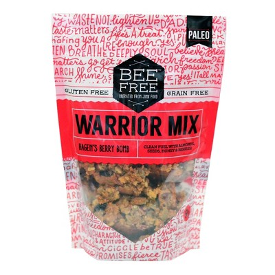 BeeFree Warrior Mix Hagen's Berry Bomb - 9oz