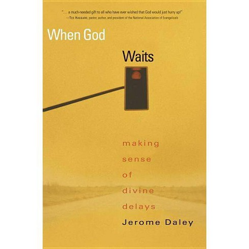 When God Waits - by  Jerome Daley (Paperback) - image 1 of 1