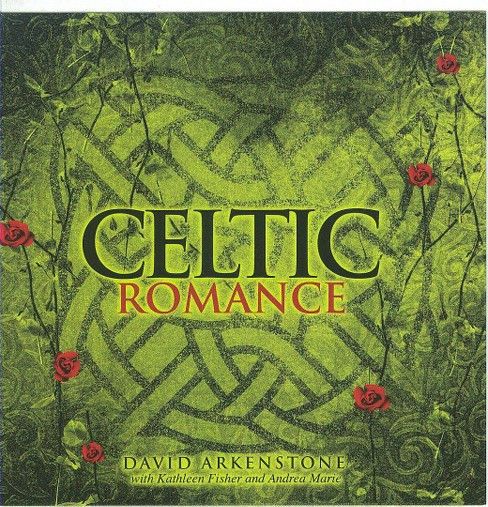 David arkenstone - Celtic romance (CD) - image 1 of 1