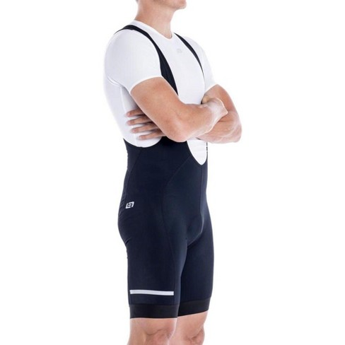 Bellwether Clothing Thermaldress Men's Bib Short Tight with Chamois: Black SM - image 1 of 4