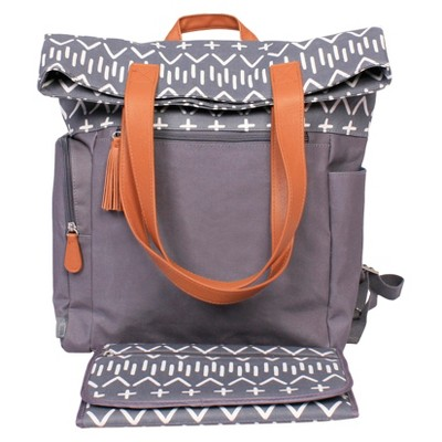 Backpack Diaper Bag Southwest - Cloud Island™ Gray