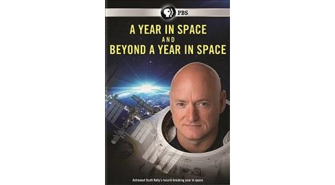 Year In Space And Beyond A Year In Sp (DVD) - image 1 of 1