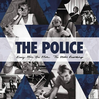 The Police - Every Move You Make: The Studio Recordings (6 CD)